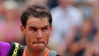 Rafael Nadal: 'It's not easy to play almost every day for four weeks'