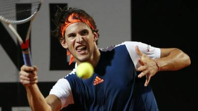 Dominic Thiem: 'I was empty mentally, this result is logical'