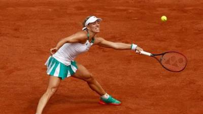 French Open roundup from day one's action