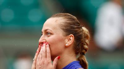 Kerber in shock early exit, Kvitova returns