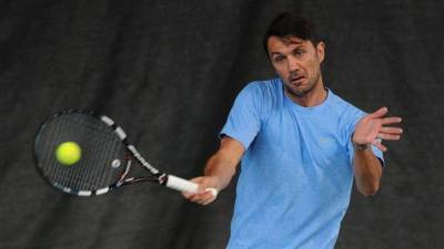 Paolo Maldini Qualifies for Professional Tennis Tournament