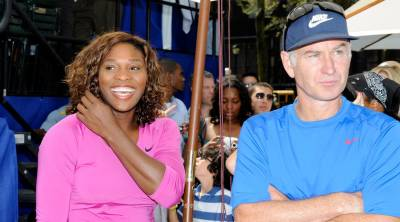 Solve the problem: McEnroe to Serena Williams