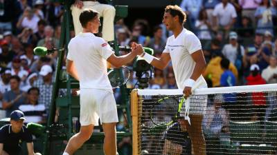 Wimbledon: smooth transition for Nadal