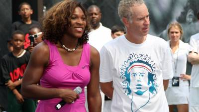 Alexis Ohanian: Serena Williams will be an 'awesome mom'