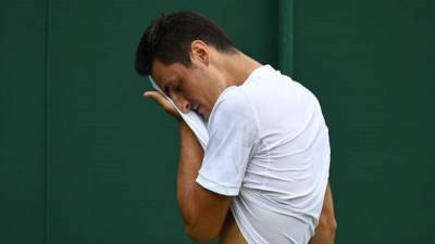 Wimbledon 2017: 'Bored' Bernard Tomic fined, dropped by racket sponsor