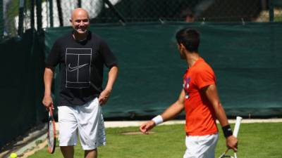 Djokovic suffers injury scare en route to Wimbledon quarters