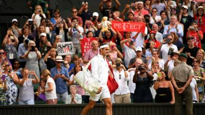 ATP TENNIS                   Wimbledon preview Federer and Zverev bring vintage grass-court tennis                 8 Jul 2017    - View 0     by Jovica Ilic