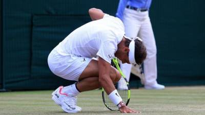 Day seven in pictures — Wimbledon