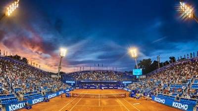 ATP UMAG - MAIN DRAW: Goffin, Monfils and Fognini are the players to beat