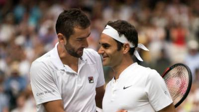 Marin Cilic: 'Federer keeps improving, his journey was unbelievable'