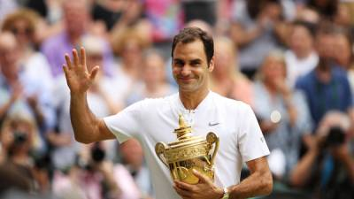 ATP RANKINGS 17-07-2017: Federer moves to 3rd. The battle for No.1 is on!