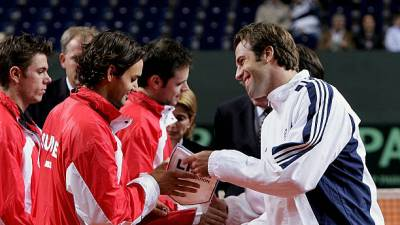 Rusedski reveals when a 16-year-old Federer beat him all over the court