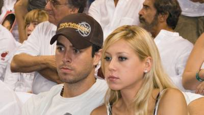 Anna Kournikova Yet to Meet Enrique's Father After 16 Years of Courtship