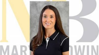 Erin Bryce is the new women's head coach at Mary Baldwin University
