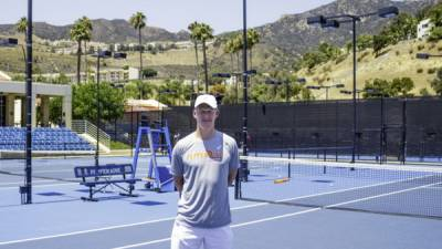 Ben Mullis is the new assistant coach at Pepperdine Waves
