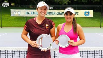 2017 ITA National Summer Champ.: Lebedev and Proctor are champions