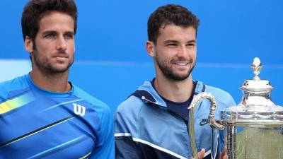 Grigor Dimitrov Says Feliciano Lopez is the Most Handsome Player on Tour