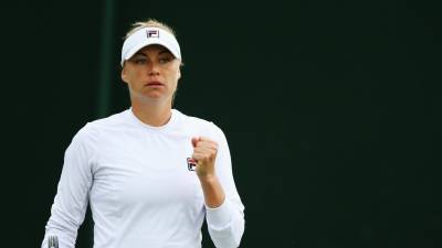Vera Zvonareva Pulls Out from Second Round Qualifying Match in New Haven