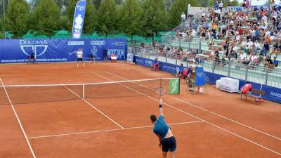 Carballes Baena and Ymer to meet in Cordenons. Kuhn loses to Ojeda Lara