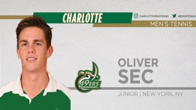 Oliver Sec joins Charlotte 49ers from the University of Indiana