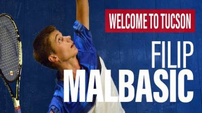 Arizona Wildcats signs Filip Malbasic for 2017-18 season