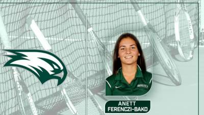 Anett Ferenczi-Bako is the new women's head coach at Wagner College