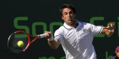 Frenchman Jeremy Chardy and former coach Frederic Fontang are in a legal tussle