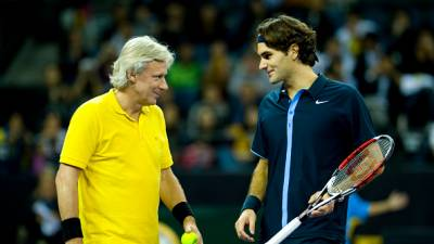 Roger Federer: 'If I could go back, I'd have liked to play Bjorn Borg'