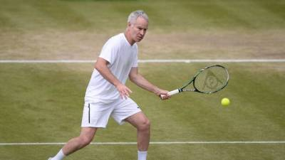 Tennis and college, can it work? McEnroe: 'Kids, do not be in a rush...'