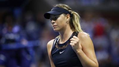 Maria Sharapova will be the protagonist in the coming months