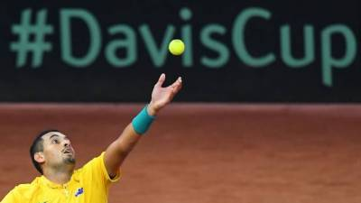 Nick Kyrgios: 'These are the most fun weeks of my career'