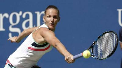 Karolina Pliskova splits with coach David Kotyza