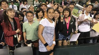 WTA Tokyo: Qualifiers Diyas and Kato reach the title match