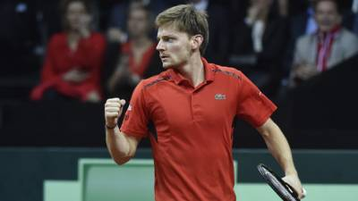 Davis Cup: France, Serbia level at 1-1 on day one