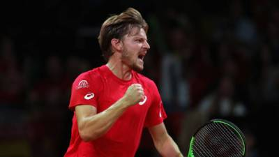 David Goffin: 'It was probably my best Davis Cup match ever'