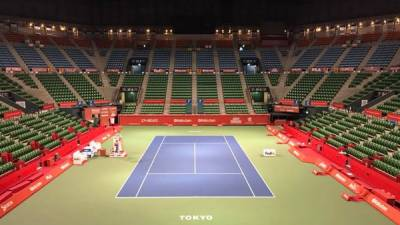 ATP TOKYO - MAIN DRAW: Cilic, Thiem, Raonic and Goffin lead the field