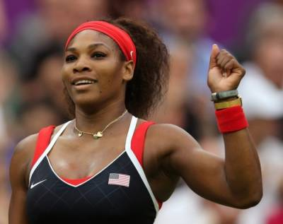 Serena Williams vows to be back at the 2016 Rio Olympics