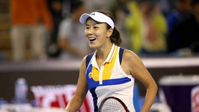 WTA Elite Trophy: Shuai Peng secures the sole wild card in Zhuhai