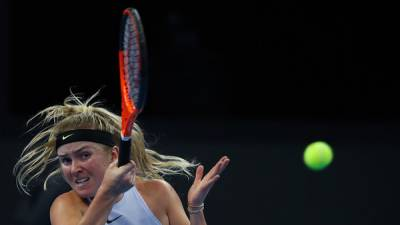 Is Svitolina becoming a major competitive threat on the WTA tour?