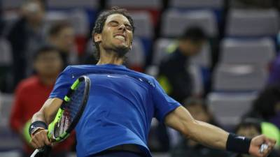 Rafael Nadal: 'It was a great battle, I enjoyed!'
