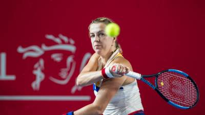 Pavlyuchenkova, Gavrilova advance to Hong Kong semis