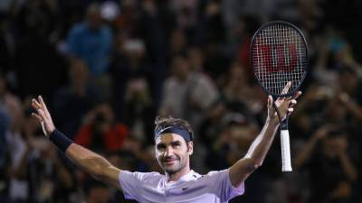 Federer, Nadal one match away from Shanghai Masters showdown