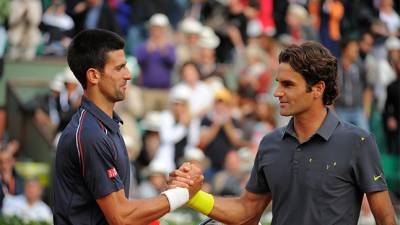 Novak Djokovic 'Roger Federer Rafa Nadal show you can return to the top&#039