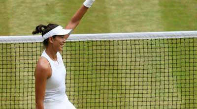 Muguruza is WTA's Player of the Year