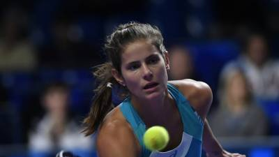 Goerges cruises past Kasatkina to win VTB Kremlin Cup title