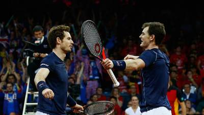 Jamie Murray: 'Scotland didn't set a legacy for my success and Andy's'
