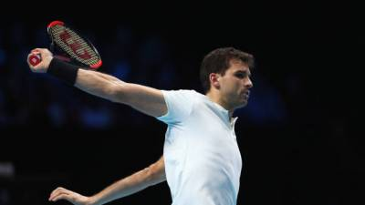 Rafa Nadal's 'season is finished' after ATP Finals defeat by David Goffin