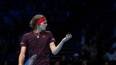 Alexander Zverev: 'Without working, you don't go too far'