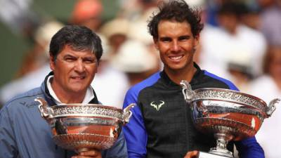 Toni Nadal: 'Rafa's figure has magnified mine much more than I deserved'