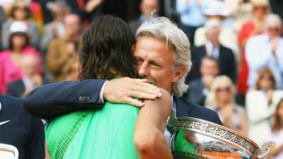 Rafael Nadal: 'I would have liked to face Bjorn Borg'